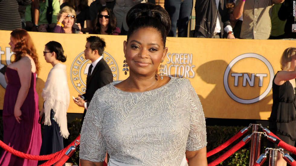 octavia spencer sag fashion