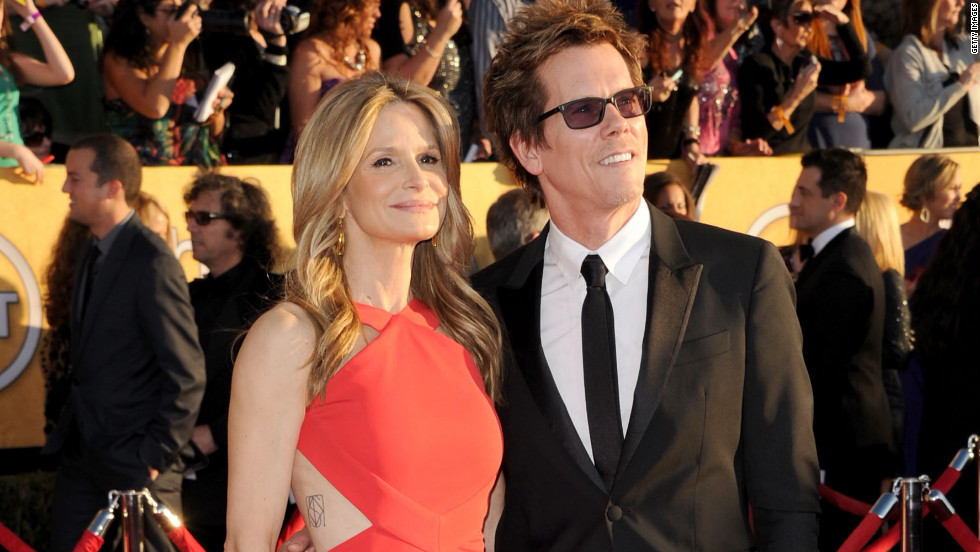 kyra sedgwick kevin bacon sag fashion