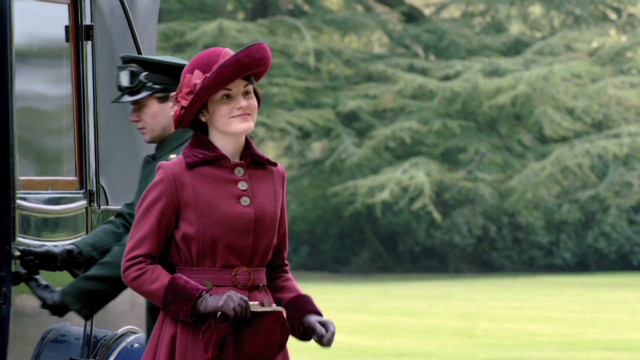 Why is 'Downton Abbey' so popular?