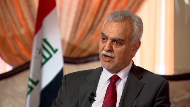 intv pleitgen iraq hashemi predicts return to sectarian violence_00003303