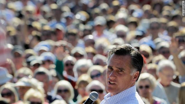 Can Mitt Romney win the Hispanic vote in Florida?