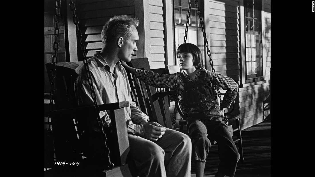 parenting in to kill a mockingbird Quotations from the book to kill a mockingbird by harper lee.