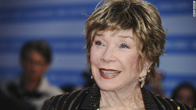 Shirley MacLaine arrives at 'The Turning Point' Premiere during the 37th Deauville Film Festival on September 4, 2011 in Deauville, France