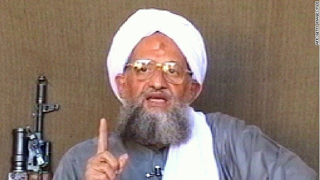 In a purported message from Ayman al-Zawahiri, the speaker praises last month's deadly attack on a U.S. Consulate in Libya.