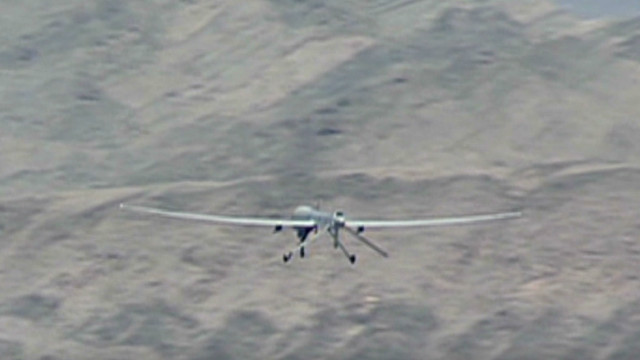 Obama confirms Pakistan drone strikes