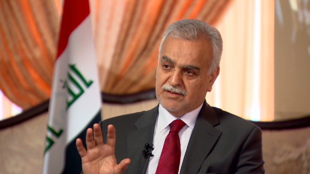 Iraqi VP predicts return to violence