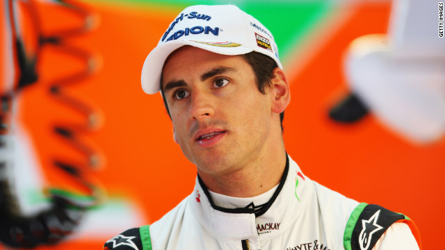 Adrian Sutil has been given a second chance at Force India for the 2013 season.
