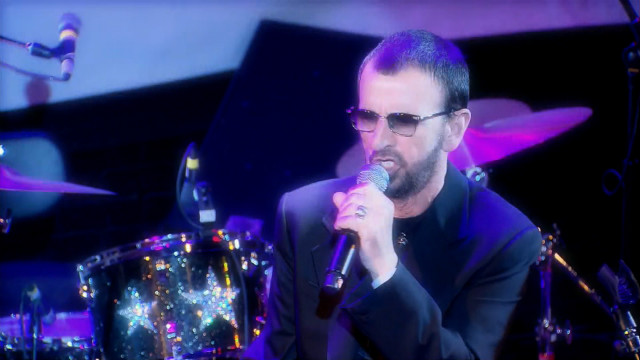 "Beatles drummer Ringo Starr talks about his new album ""Ringo 2012"" and a Beatles reunion."