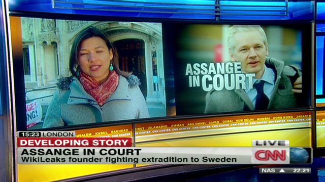 Assange case could go to European court