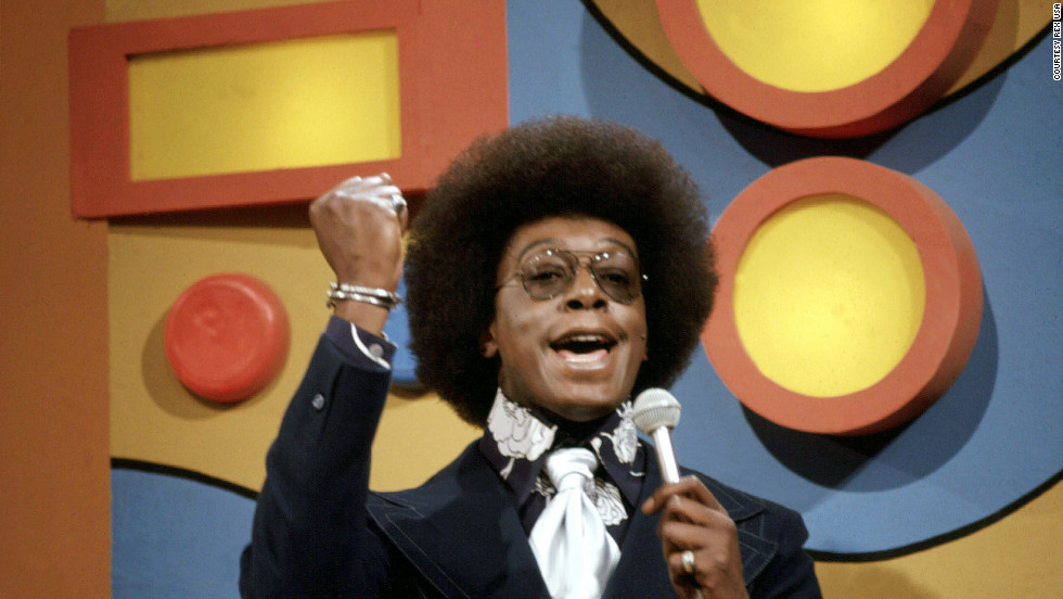 Image result for don cornelius 1971