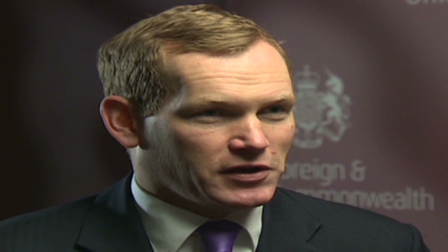 British official defends Falklands policy