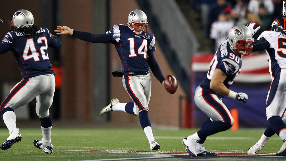 New England Patriots punter Zoltan was born in communist-era Romania. He moved to the U.S. at the age of 11, and could get his hands on the Vince Lombardi trophy after Sunday's Super Bowl clash.