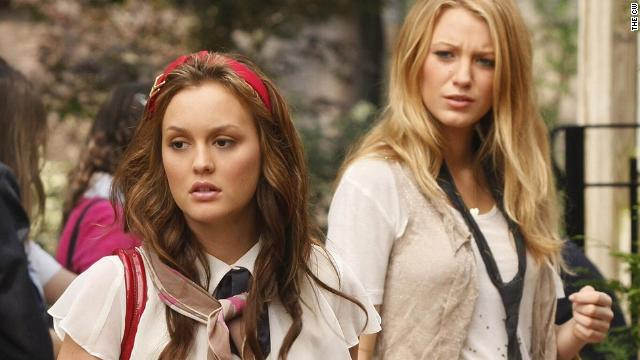 "Starring Leighton Meester and Blake Lively, ""Gossip Girl's"" 100th episode aired on Monday."