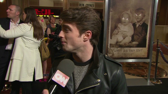 Daniel Radcliffe: Life after 'Potter'