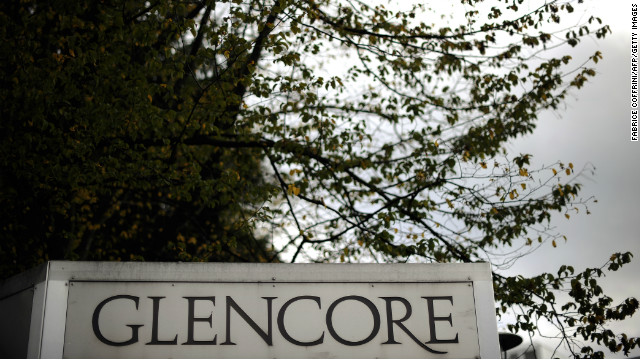 Glencore Xsrata net income on a pro-forma basis, without impairments and other exceptional items, fell 39 per cent to $2bn