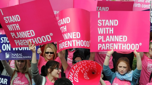 Komen restores Planned Parenthood funds