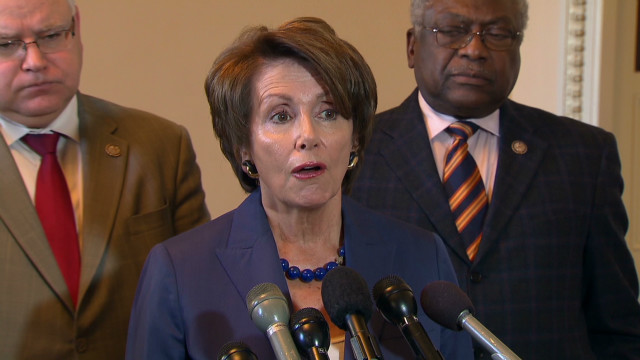 Pelosi: Komen decision a 'good outcome'