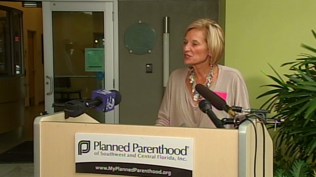 Planned Parenthood thanks Komen group