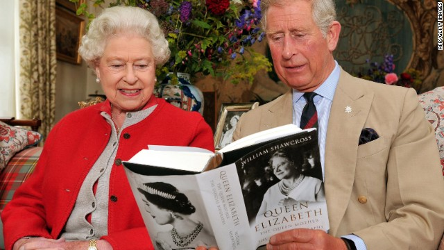 (File photo) The queen will be represented at the gathering in Sri Lanka by her son, Prince Charles.