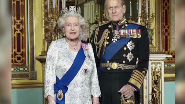 Queen Elizabeth marks 60 years on throne