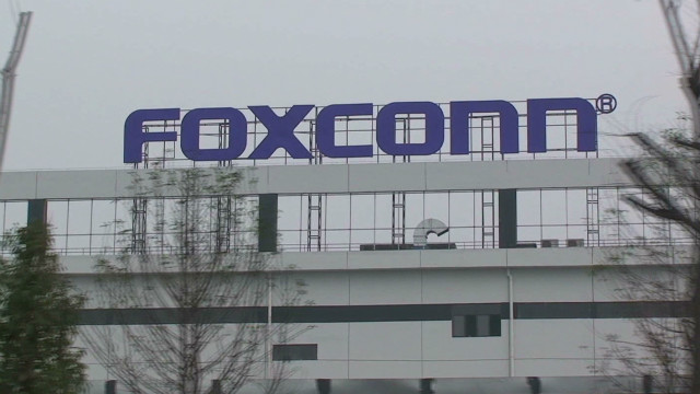 Apple and Foxconn: Who made your iPhone?