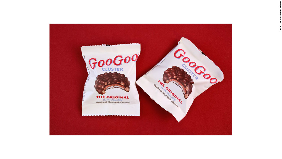 Tennessee's Goo Goo Clusters