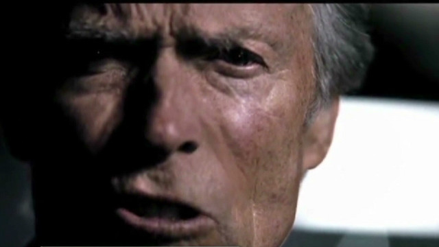 "Clint Eastwood's Chrysler ad ""Halftime."""