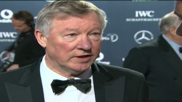 Alex Ferguson: 'Racism still exists'