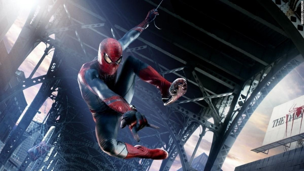 "Other movies, such as ""The Amazing Spider-Man,"" tried hard but botched the recipe."