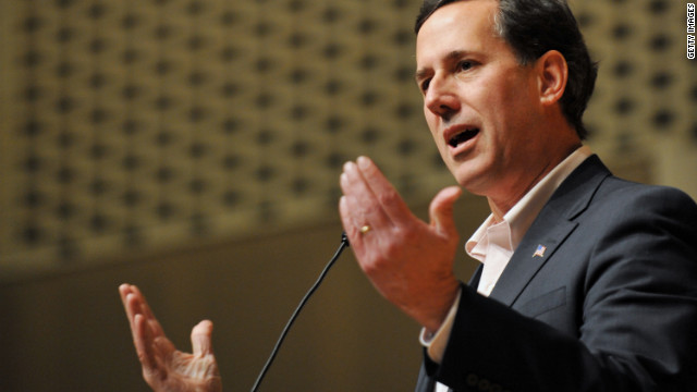 Rick Santorum wins Minnesota caucus
