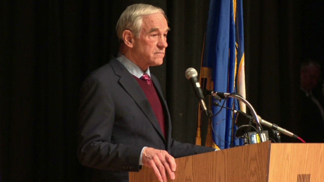 Ron Paul: 'We've been too careless'