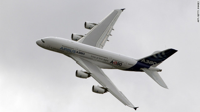 Airbus A380 cracks prompt inspections