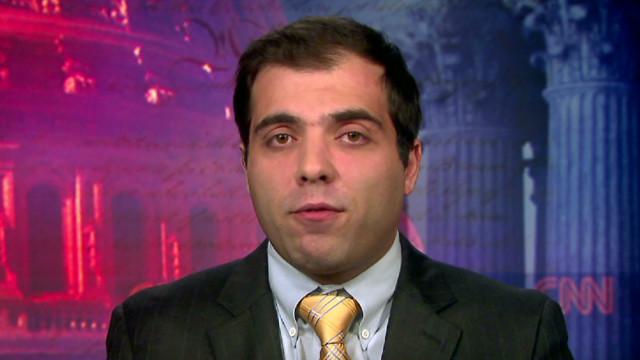 Activist describes being jailed in Syria