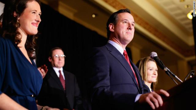 Colorado GOP chair: 'Santorum wins'