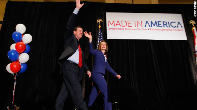 Is the presidential race being reshaped?