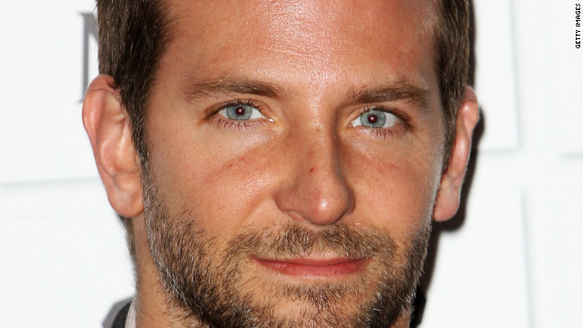 """There was no sort of faking"" in Kemp's class, says actor Bradley Cooper."