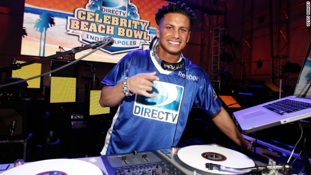 """Jersey Shore's"" Pauly D turns 32 on July 5."