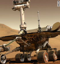 cnn mars rover picture penny - photo #35