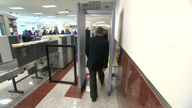 TSA changes some screening rules