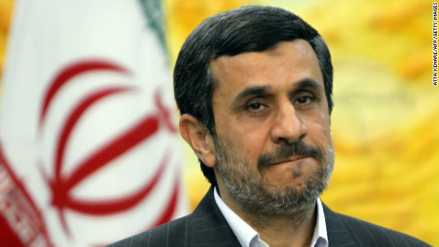 Iran's President Mahmoud Ahmadinejad has made a string of incendiary remarks in recent years about Israel's existence.