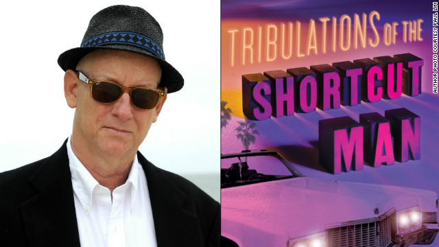 "P.G. Sturges just released his new novel, ""Tribulations of the Shortcut Man."""