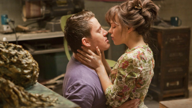 "Channing Tatum and Rachel McAdams star in a new tearjerker, ""The Vow,"" which is based on true events."