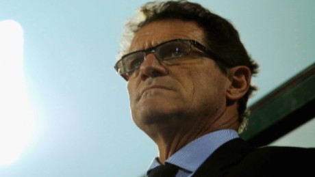 Fabio Capello's Russia has won just two of its six European Championship qualifiers