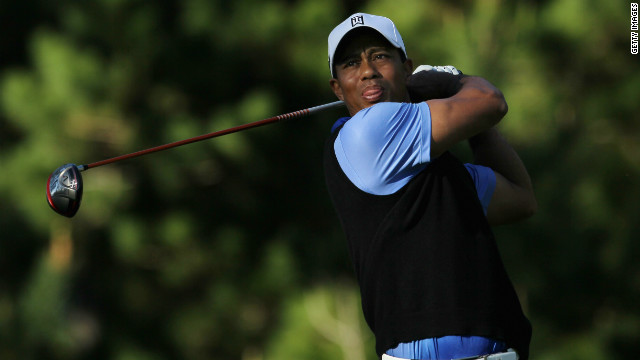 Tiger Woods is seeking his first win in a recognized tour event since November 2009.