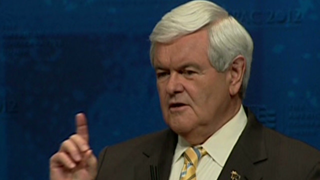 Gingrich's laws of economic recovery