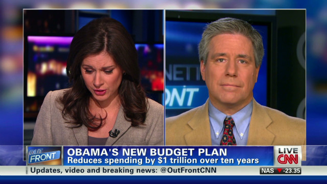 Obama budget cuts spending, runs deficit