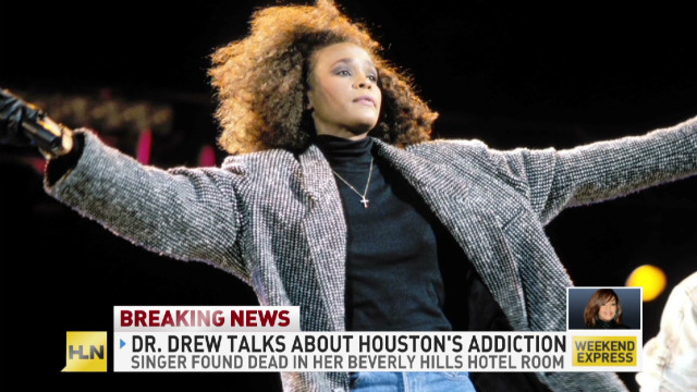 Dr. Drew on Whitney's sudden death