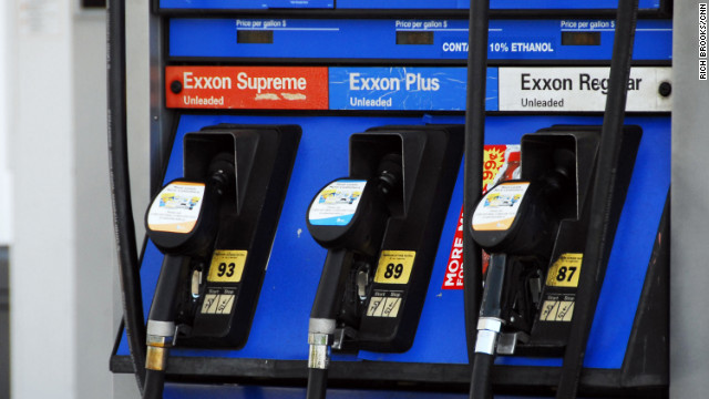 Gas prices have jumped about 12 cents a gallon since late January.