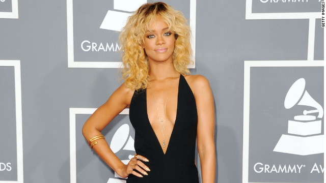Rihanna posted a steamy image of herself on Twitter on Wednesday.