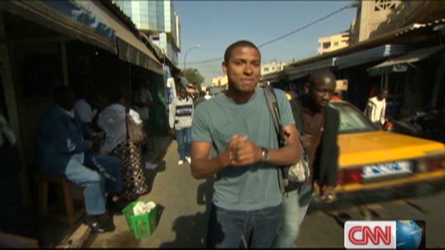 Exploring Senegal's bustling capital